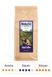 Bio Café Crème Honduras Waldkaffee - Röstkaffee
