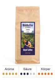 Bio Espresso Honduras Waldkaffee - Röstkaffee
