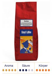Haselnuss Vanille - Röstkaffee
