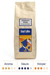 Coffeinreduzierte Mischung - Röstkaffee