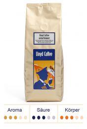 Lloyd Caffee entcoffeiniert - Röstkaffee