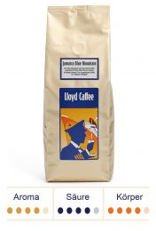 Jamaica Blue Mountain - Röstkaffee